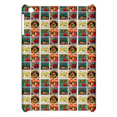 Victorian Fruit Labels Apple Ipad Mini Hardshell Case