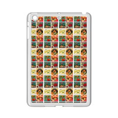 Victorian Fruit Labels Ipad Mini 2 Enamel Coated Cases by snowwhitegirl
