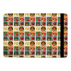 Victorian Fruit Labels Samsung Galaxy Tab Pro 10 1  Flip Case