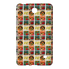 Victorian Fruit Labels Samsung Galaxy Tab 4 (8 ) Hardshell Case