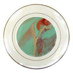 Spaceway Porcelain Plates by WILLBIRDWELL