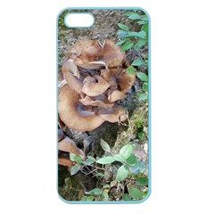 Abstract Of Mushroom Apple Seamless Iphone 5 Case (color) by canvasngiftshop
