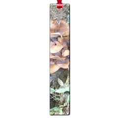 Abstract Of Mushroom Large Book Marks by canvasngiftshop
