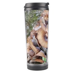 Abstract Of Mushroom Travel Tumbler
