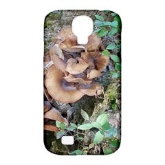 Abstract Of Mushroom Samsung Galaxy S4 Classic Hardshell Case (pc+silicone) by canvasngiftshop