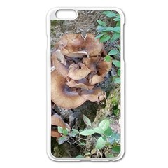 Abstract Of Mushroom Apple Iphone 6 Plus/6s Plus Enamel White Case