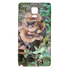 Abstract Of Mushroom Samsung Note 4 Hardshell Back Case by canvasngiftshop