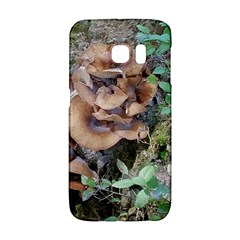 Abstract Of Mushroom Samsung Galaxy S6 Edge Hardshell Case by canvasngiftshop