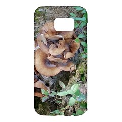 Abstract Of Mushroom Samsung Galaxy S7 Edge Hardshell Case by canvasngiftshop