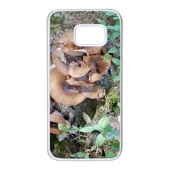 Abstract Of Mushroom Samsung Galaxy S7 White Seamless Case