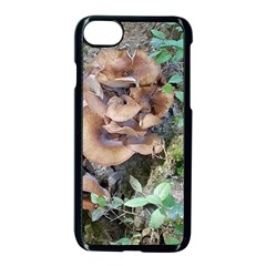 Abstract Of Mushroom Apple Iphone 7 Seamless Case (black) by canvasngiftshop