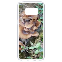 Abstract Of Mushroom Samsung Galaxy S8 White Seamless Case by canvasngiftshop