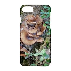 Abstract Of Mushroom Apple Iphone 8 Hardshell Case by canvasngiftshop