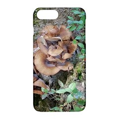 Abstract Of Mushroom Apple Iphone 8 Plus Hardshell Case by canvasngiftshop