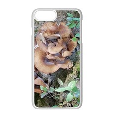 Abstract Of Mushroom Apple Iphone 8 Plus Seamless Case (white)