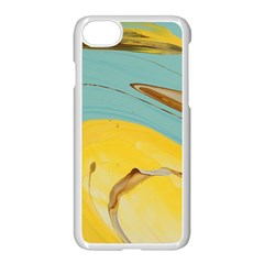 Sun Bubble 2 Apple Iphone 8 Seamless Case (white) by WILLBIRDWELL