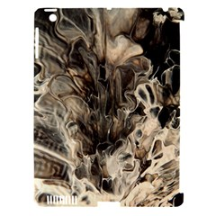Orchid Apple Ipad 3/4 Hardshell Case (compatible With Smart Cover)