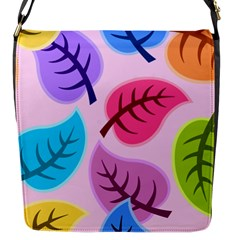Backdrop Background Beautiful Flap Closure Messenger Bag (s) by Nexatart