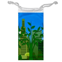 Environmental Protection Jewelry Bag