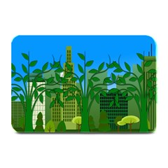 Environmental Protection Plate Mats