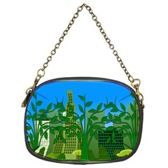 Environmental Protection Chain Purse (two Sides)