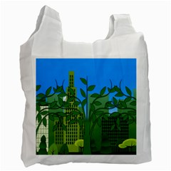 Environmental Protection Recycle Bag (one Side)