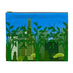 Environmental Protection Cosmetic Bag (xl)