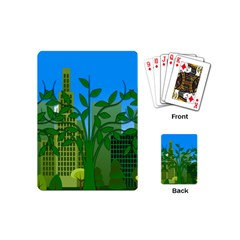 Environmental Protection Playing Cards (mini)