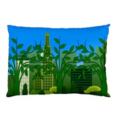 Environmental Protection Pillow Case (two Sides)