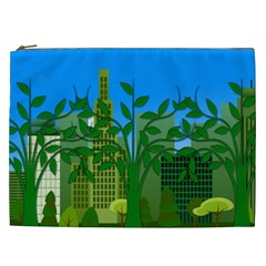 Environmental Protection Cosmetic Bag (xxl)