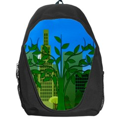 Environmental Protection Backpack Bag