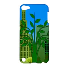Environmental Protection Apple Ipod Touch 5 Hardshell Case