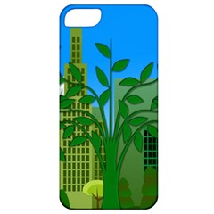 Environmental Protection Apple Iphone 5 Classic Hardshell Case