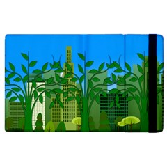 Environmental Protection Apple Ipad 2 Flip Case by Nexatart