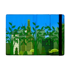 Environmental Protection Apple Ipad Mini Flip Case