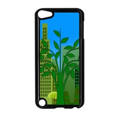 Environmental Protection Apple Ipod Touch 5 Case (black)