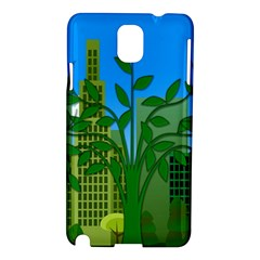 Environmental Protection Samsung Galaxy Note 3 N9005 Hardshell Case