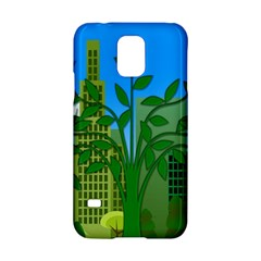 Environmental Protection Samsung Galaxy S5 Hardshell Case