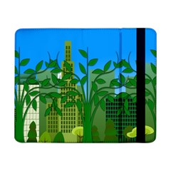 Environmental Protection Samsung Galaxy Tab Pro 8 4  Flip Case