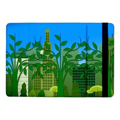 Environmental Protection Samsung Galaxy Tab Pro 10 1  Flip Case