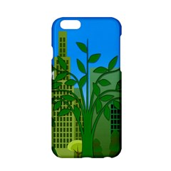Environmental Protection Apple Iphone 6/6s Hardshell Case