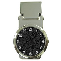 Black Rectangle Wallpaper Grey Money Clip Watches