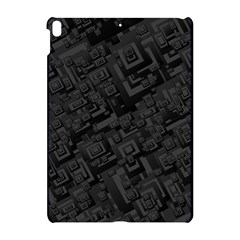 Black Rectangle Wallpaper Grey Apple Ipad Pro 10 5   Hardshell Case