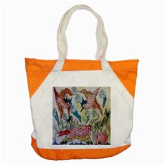 Watercolor Postcard2 Accent Tote Bag