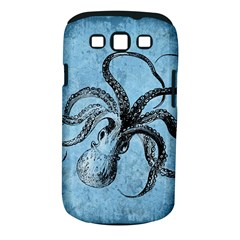 Vintage Octopus  Samsung Galaxy S Iii Classic Hardshell Case (pc+silicone)