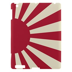 Rising Sun Flag Apple Ipad 3/4 Hardshell Case