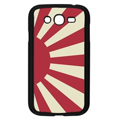 Rising Sun Flag Samsung Galaxy Grand Duos I9082 Case (black)