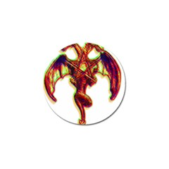 Demon Golf Ball Marker (4 Pack) by ShamanSociety