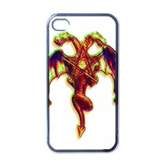 Demon Apple Iphone 4 Case (black) by ShamanSociety