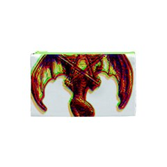 Demon Cosmetic Bag (xs) by ShamanSociety